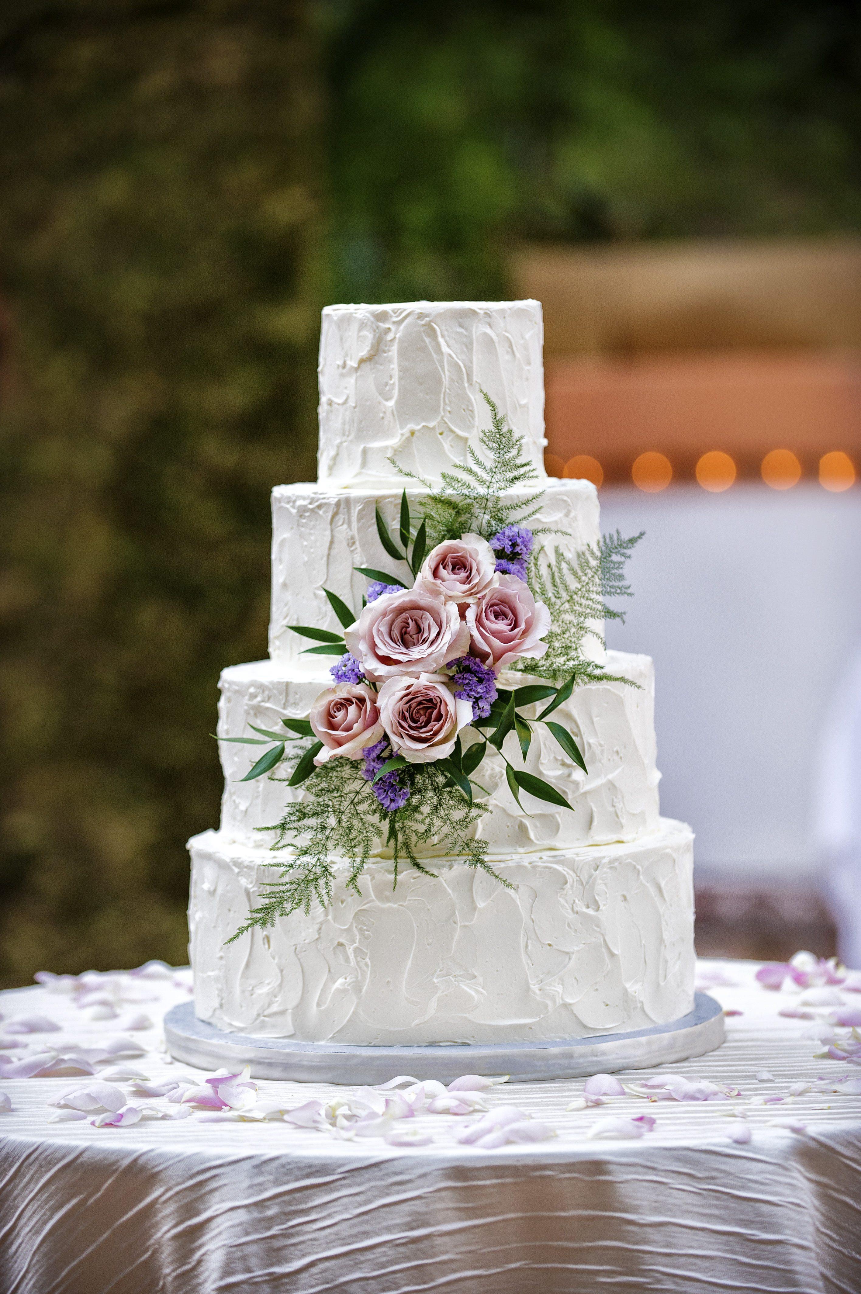 1st Year Anniversary Cake