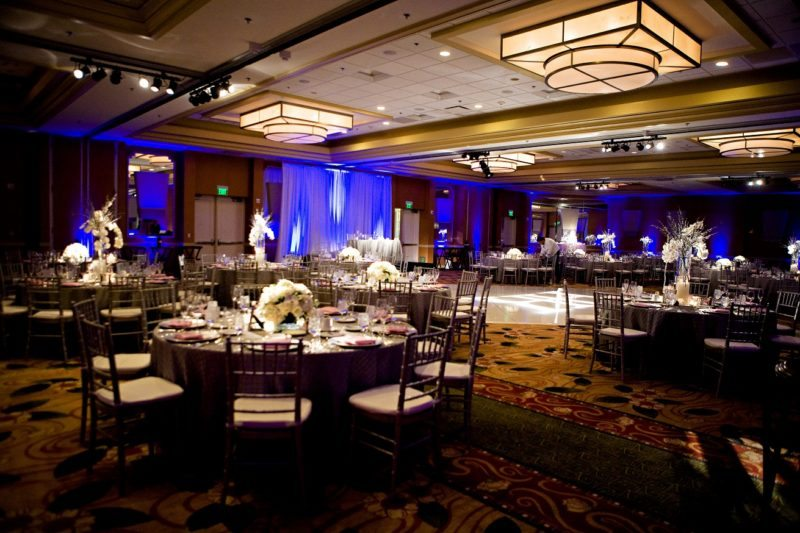 Ballroom Newport Beach Marriott