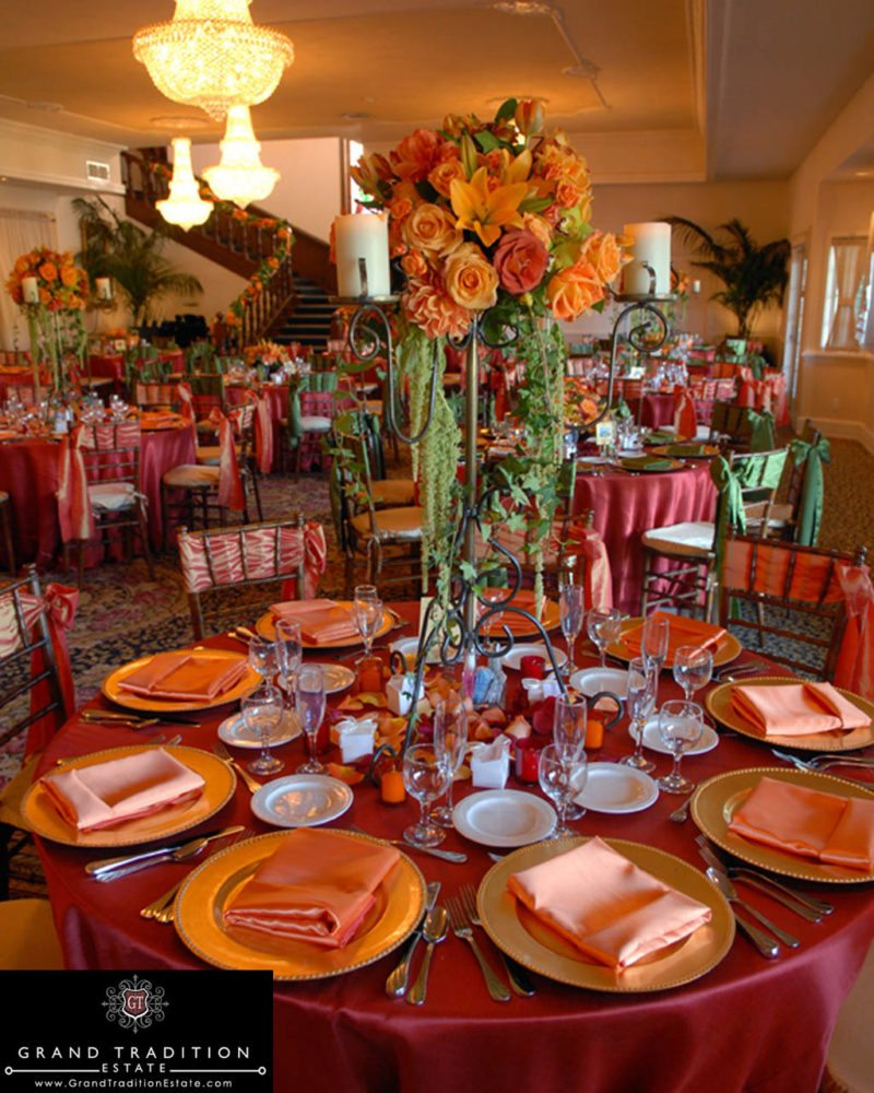 Grand Traditions Estate, Fallbrook, San Diego County