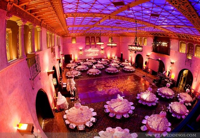 Hollywood Roosevelt Blossom Ballroom
