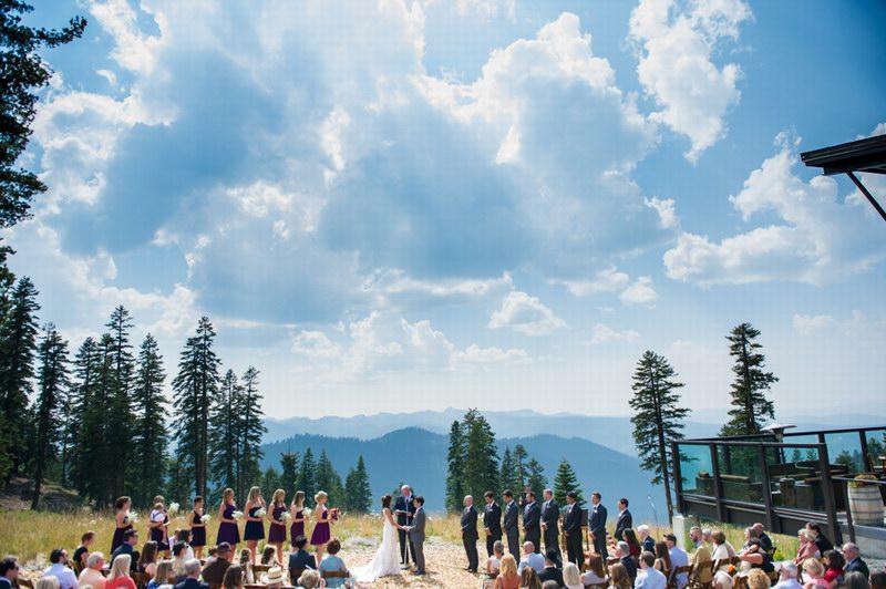 Lake Tahoe Wedding & Honeymoon - WeddingCompass.com