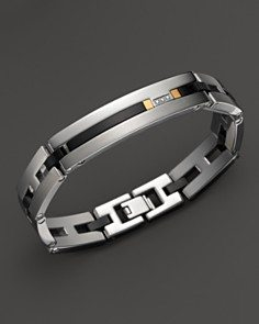 Bloomingdale's Dolan Gold Bracelet With Diamonds