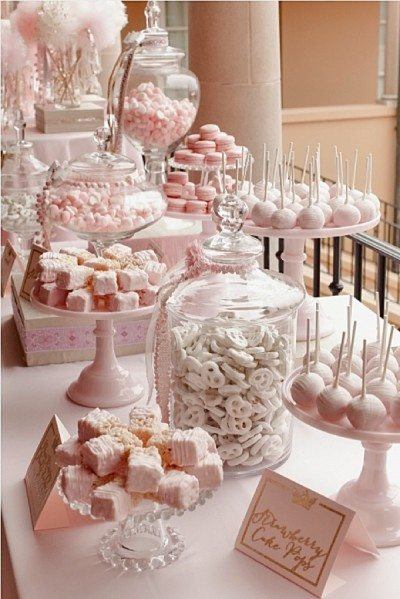 Baby Shower White Lilac - photography by: Frank Salas Photography