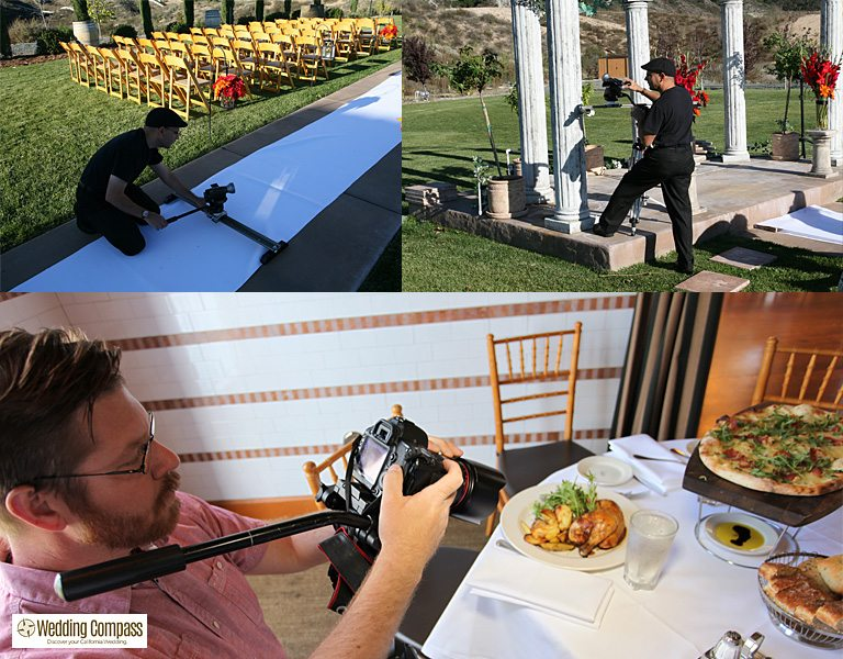 Custom Photo and Video Production-WeddingCompass.com