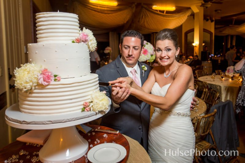 Picking a cake together...FUN! Photo provided by: HulsePhoto.com