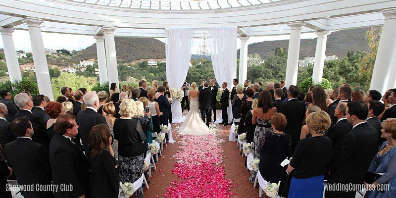 Venue: Sherwood Country Club in Thousand Oaks - photo taken by WeddingCompass.com