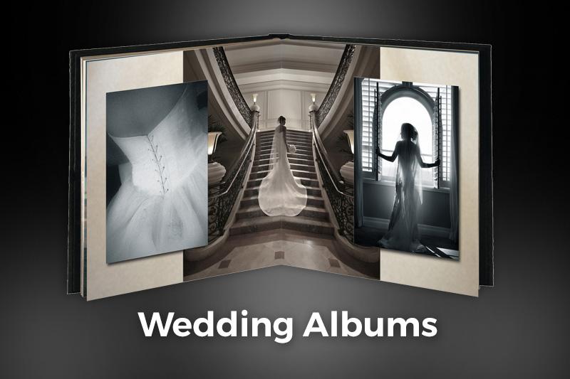 Crandall Photography - Wedding Albums - WeddingCompass.com