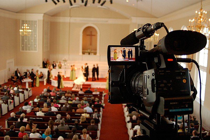 Wedding Videographer image - Courtesy: Ryan Sutton   ryansproduction.com