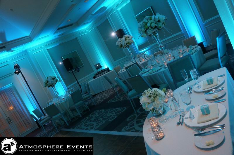 Uplighting - Atmosphere Lighting Services Orange County