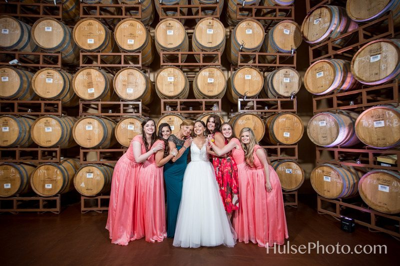 Wilson Creek Winery - Hulse Photo