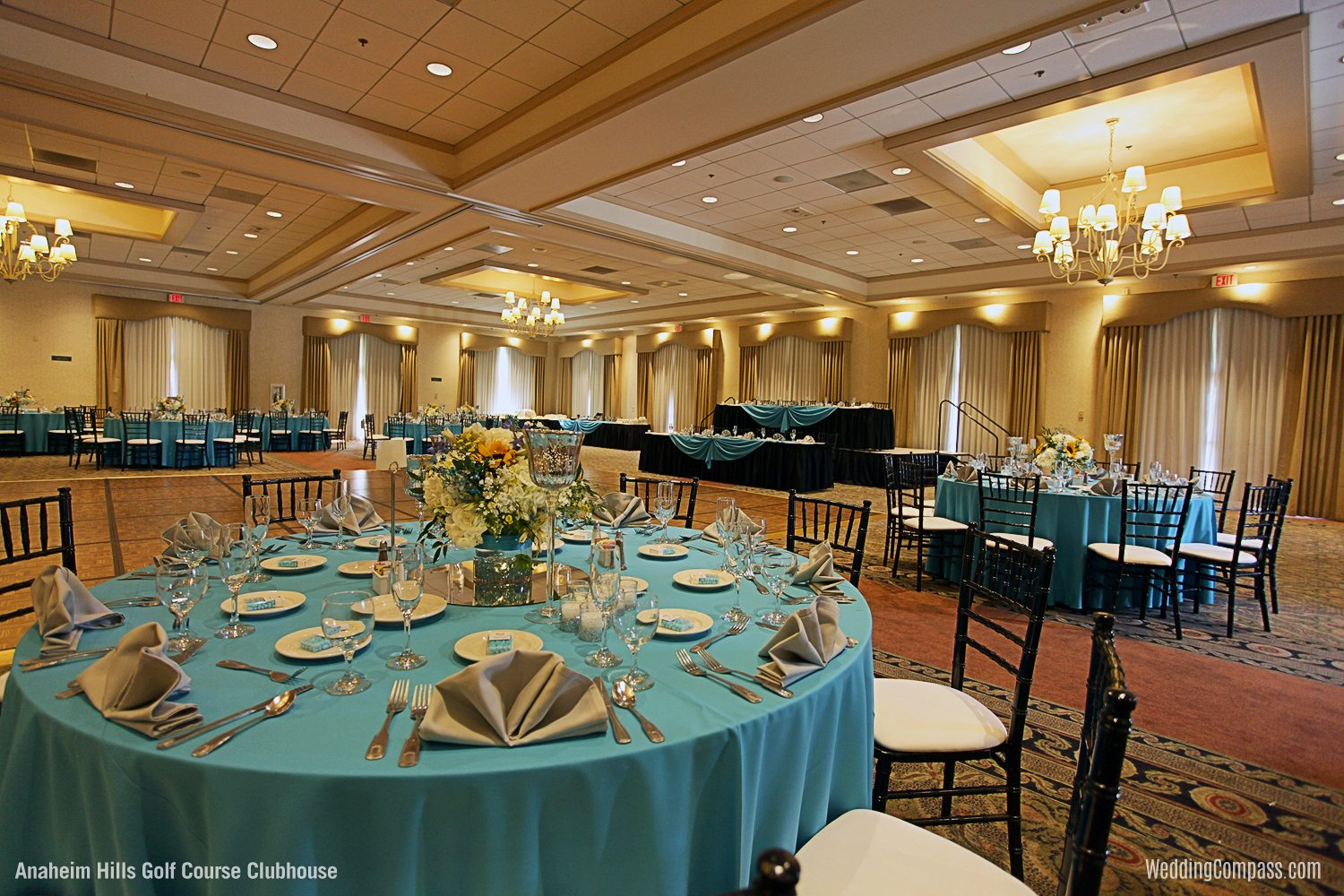 Tips For Choosing A Banquet Facility Or Reception Hall Wedding Compass