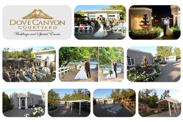 Dove Canyon Courtyard - WeddingCompass.com