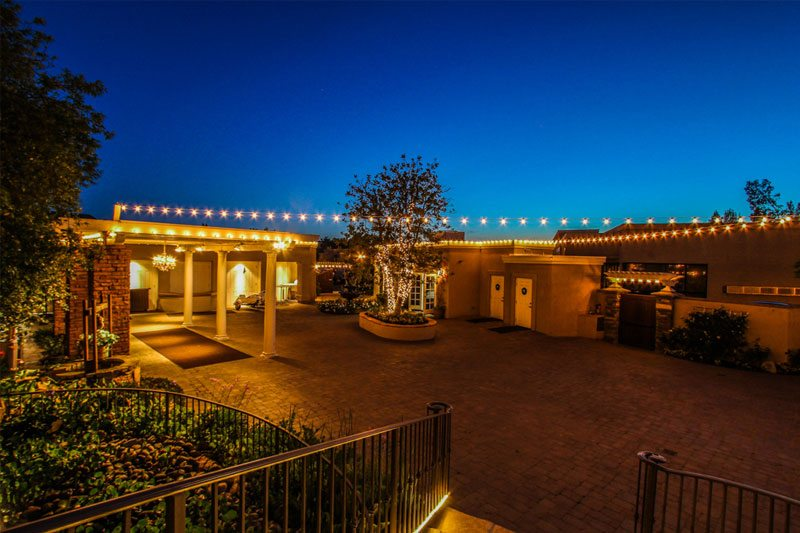 Dove Canyon Courtyard - WeddingCompass.com