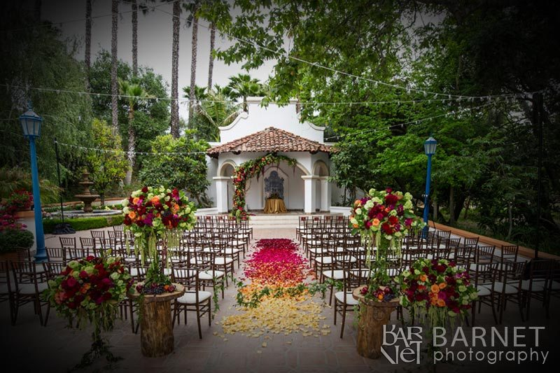 Rancho Las Lomas - WeddingCompass.com - Barnet Photography
