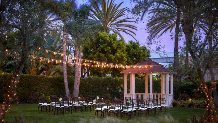 Torrance Marriott - WeddingCompass.com