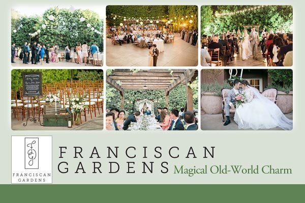 Franciscan Gardens - WeddingCompass.com