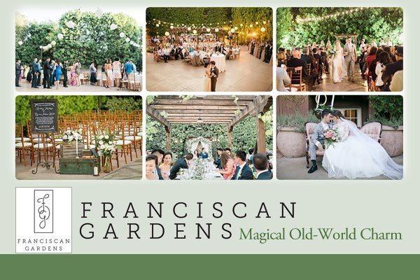 Franciscan Gardens - WeddingCompass.com