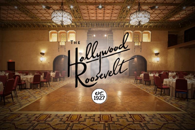 Hollywood Roosevelt - WeddingCompass.com