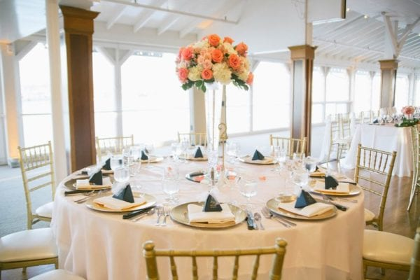 Balboa PAvilion - Harborside Restaurant - WeddingCompass.com