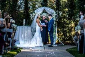 Ceremony - Carlton Oaks Golf Club - San Diego County - WeddingCompass.com