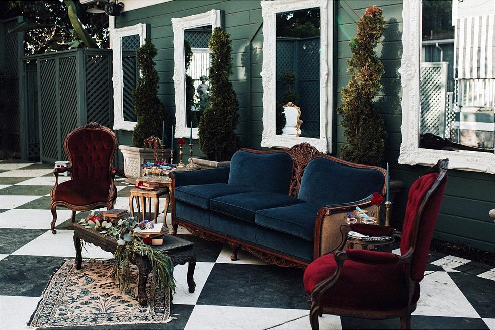 Christmas House - Lounge Furniture - WeddingCompass.com