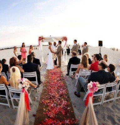Hotel Del Coronado San Diego_WeddingCompass.com - Beach Wedding