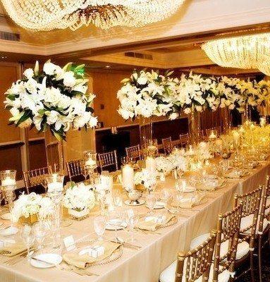 Hotel Del Coronado San Diego_Head Table Beach Weddings