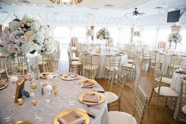 Balboa Pavilion - Harborside Restaurant - Place Setting - WeddingCompass.com