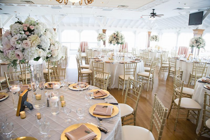Balboa Pavilion - Harborside Restaurant - Place Setting - WeddingCompass.com