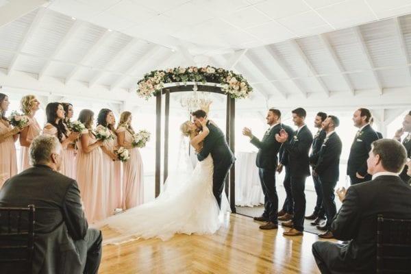 Balboa PAvilion - Harborside Restaurant - WeddingCompass.com
