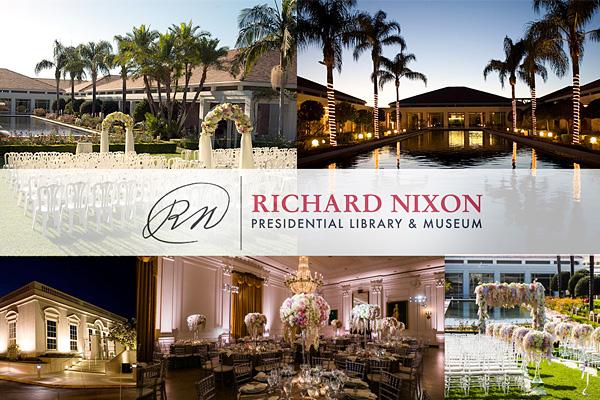 Nixon Library - WeddingCompass.com