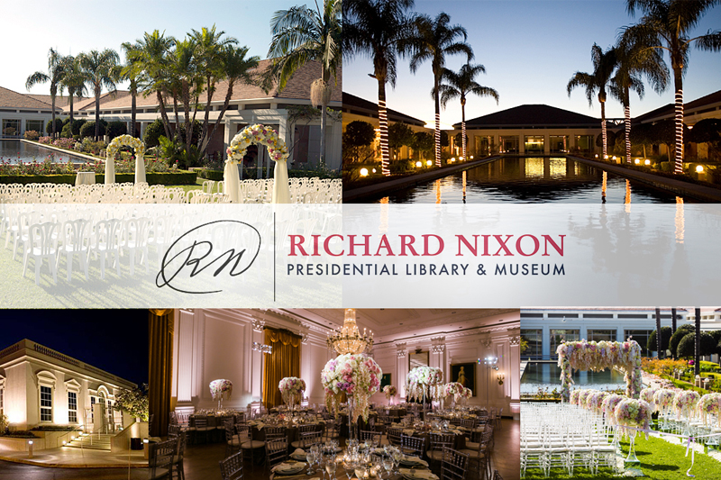 Nixon Library - WeddingCompass.com