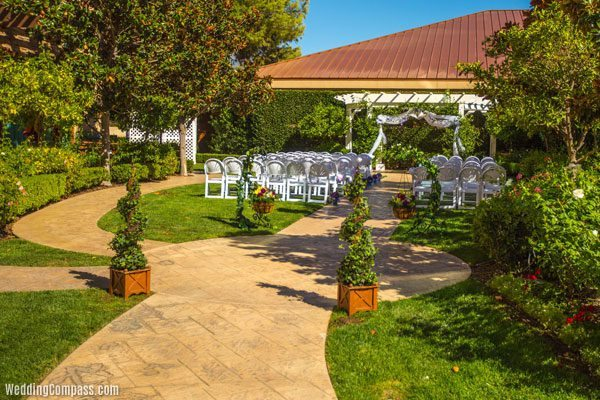 Pala Casino Spa Resort - Garden Weddings
