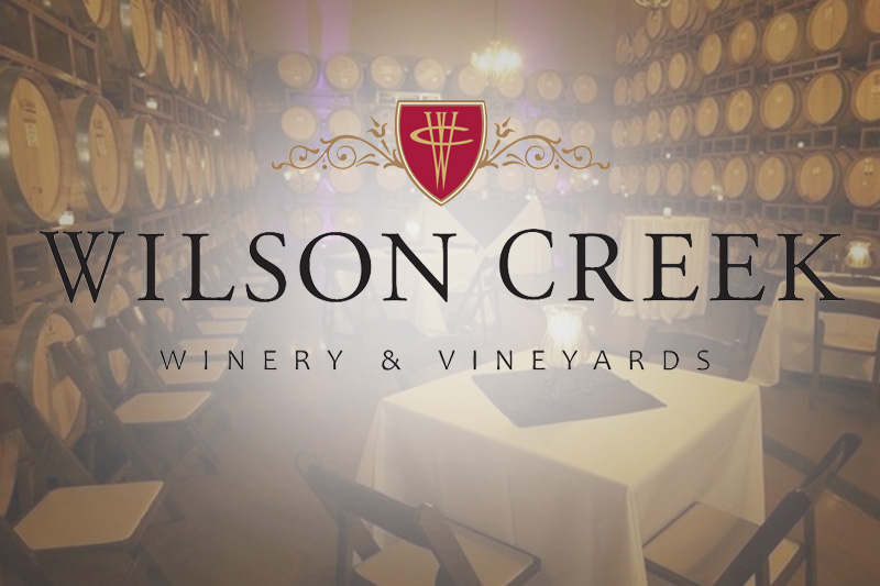 Wilson Creek Winery 2021 - WeddingCompass.com