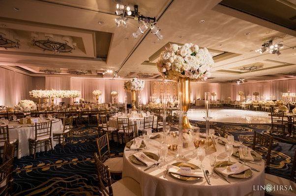 Laguna Cliffs Marriott Indian Wedding