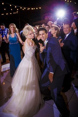 Real Wedding - Arielle and Dan