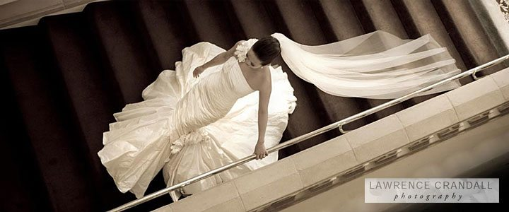 Lawrence Crandall Photography-sepia-bride
