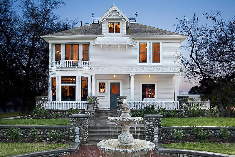 Heritage House Estate Orange County