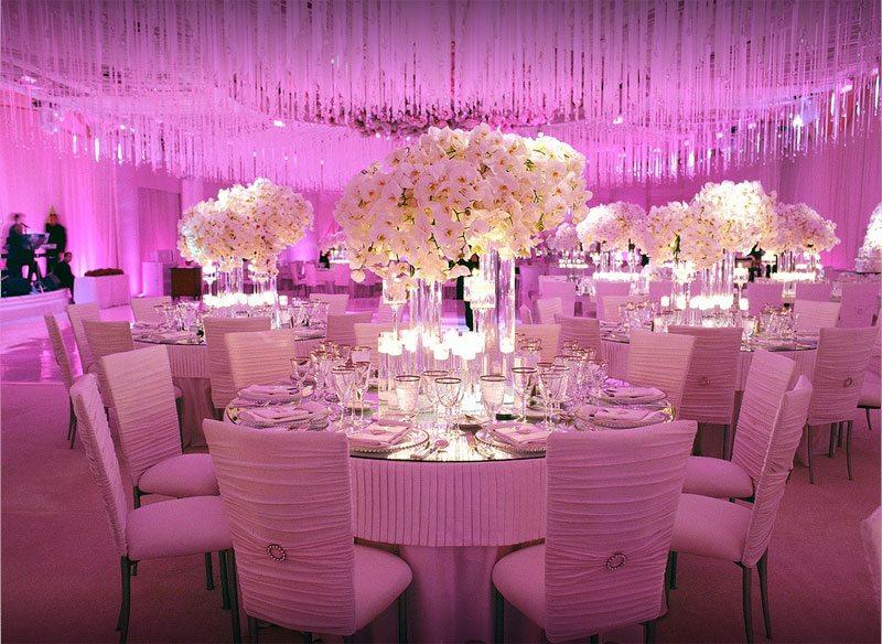 Wedding Reception Lighting - Wedding Compass