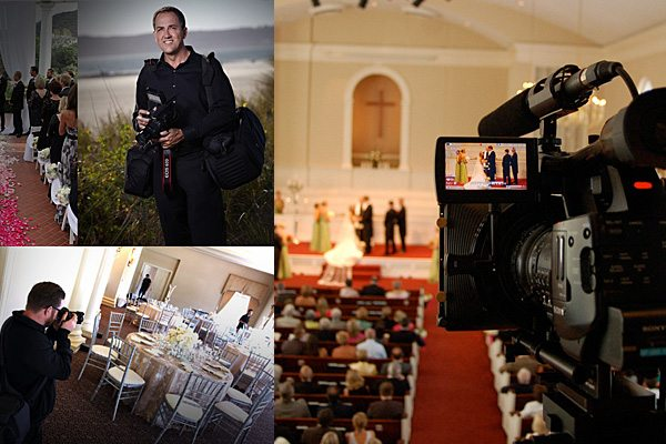 Wedding photographs its a team effort