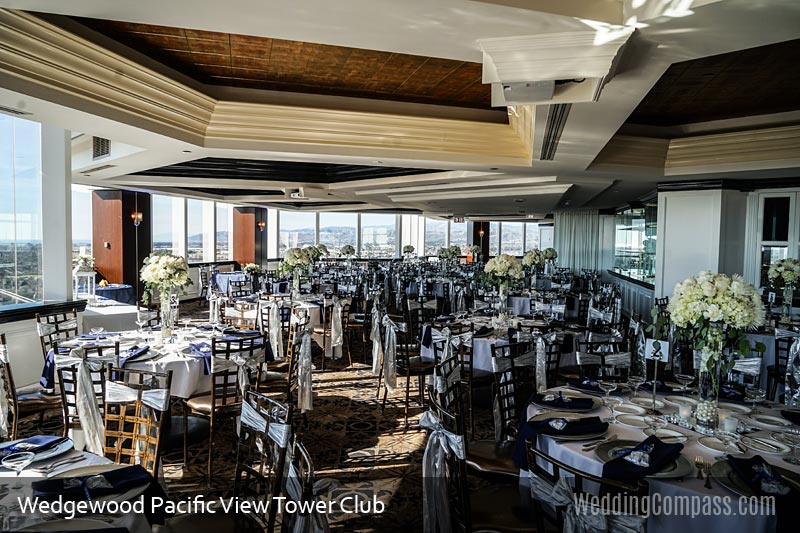 Wedgewood Pacific View Tower Club - WeddingCompass.com
