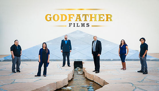 Godfather Films - Group Shot - Wedding Filmmakers - WeddingCompass.com
