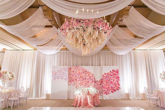 http://finishingtouchweddings.com - Drapery - WeddingCompass.com