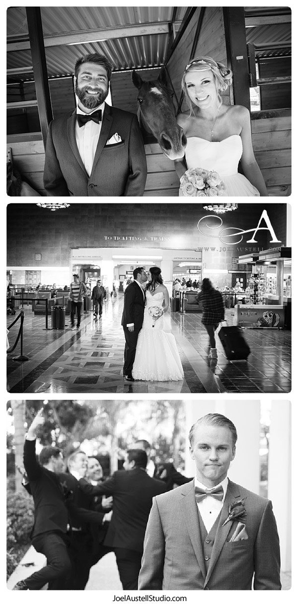 JoelAustellStudio.com - WeddingCompass.com - Black & White Photography