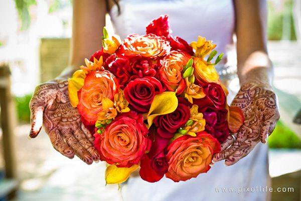 Bollywood wedding picture - squarerootdesigns.com - weddingcompass.com - Pixoflife.com