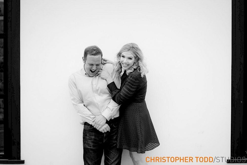 Engagement Shoot - Christopher Tood Studios