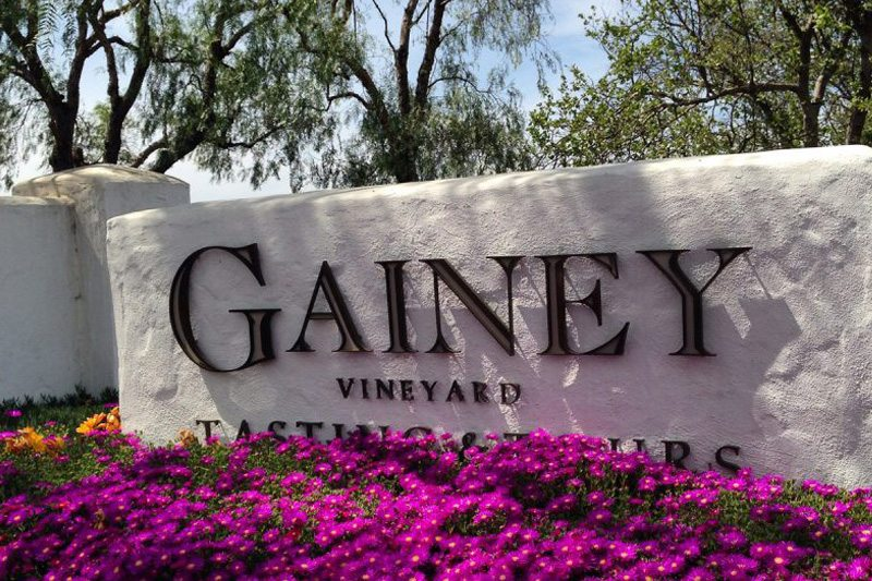 Gainey Vineyard