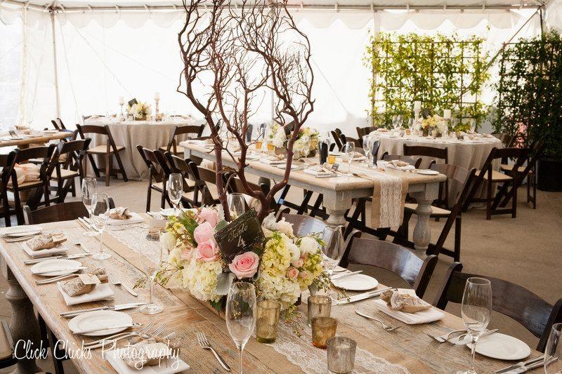 Lauren & Chris - Click Chick Photography - Real Wedding - WeddingCompass.com