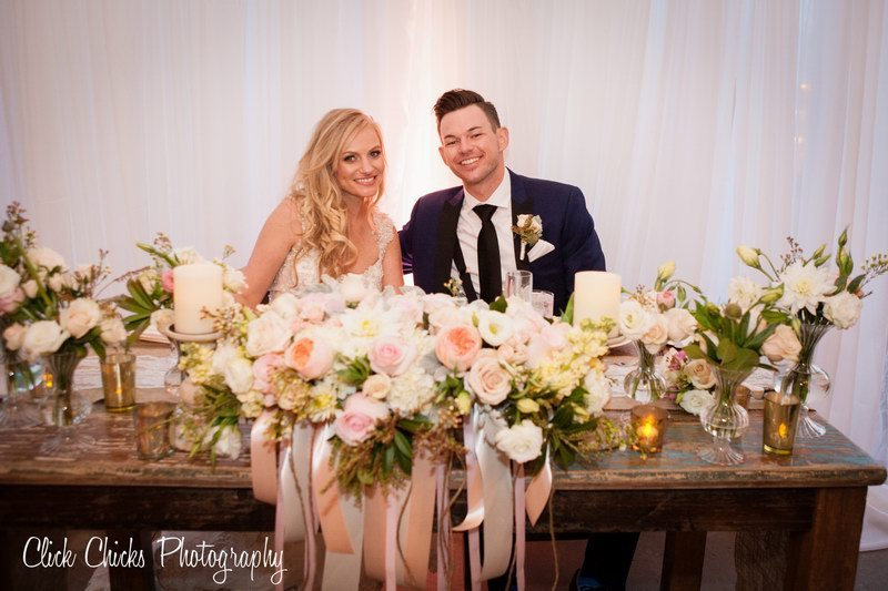 Real Wedding - Lauren and Chris - weddingcompass.com