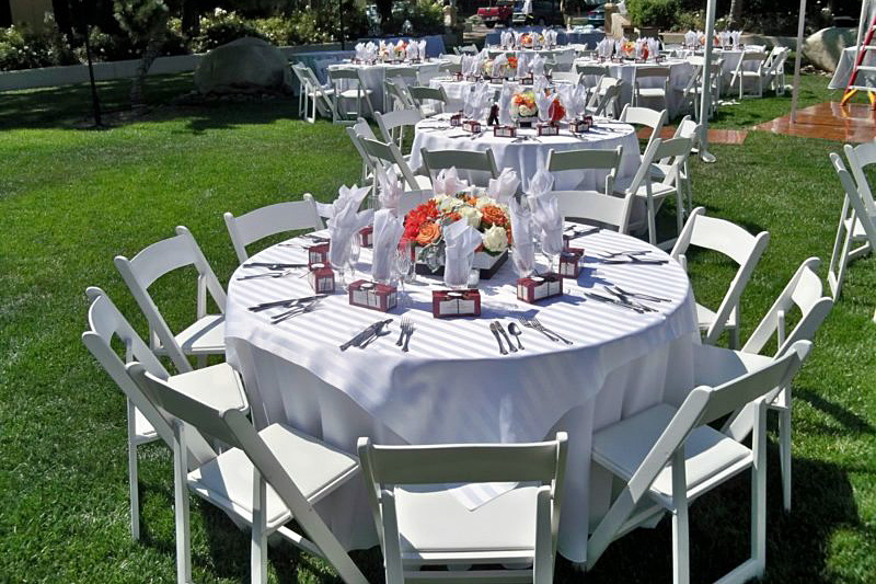 Featured Image - TurnipRose Table Setup Rehearsal Dinner - WeddingCompass.com